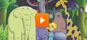 64 Zoo Lane: una serie de dibujos animados muy animal