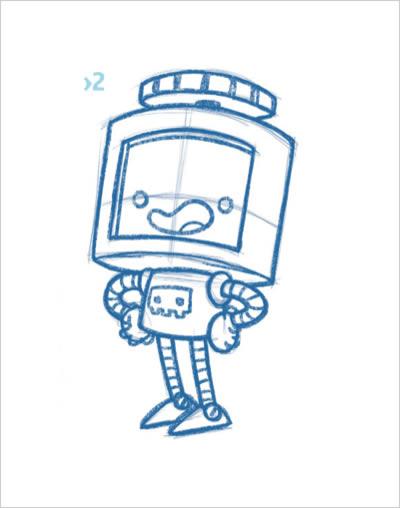 Robot Tuercas