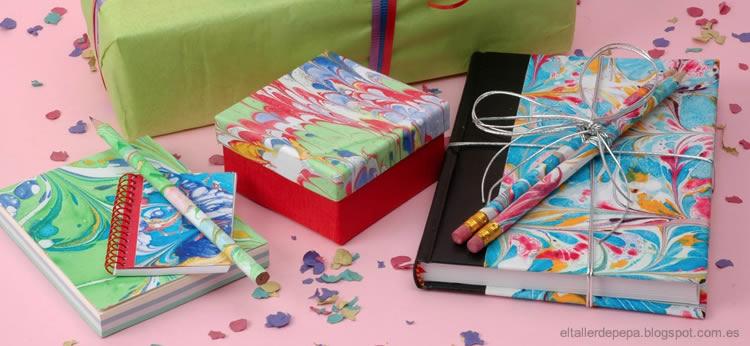 Como Hacer La Libreta De Dibujo De Marinetteprodigiosa: Pasos Para Forrar Una Carpeta