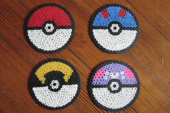 Posavasos de Pokémon