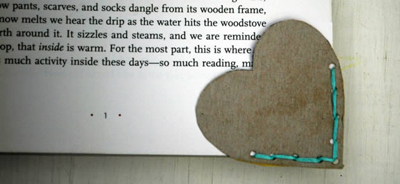 Una manualidad para celebrar el Día del Libro