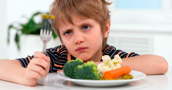 Cómo combatir la Neofobia (miedo a probar nuevos alimentos)