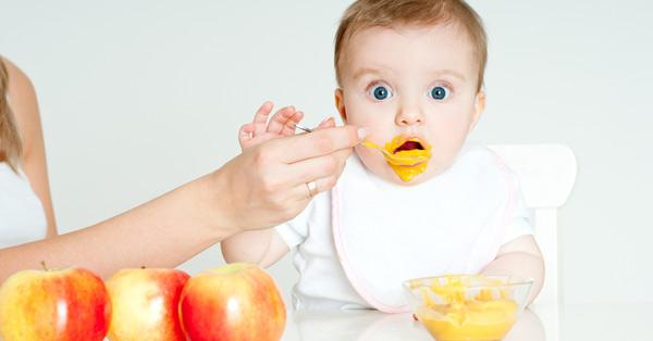 Cómo detectar alergias alimentarias en el bebé
