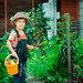 Crear y cuidar un huerto urbano en casa con los niños