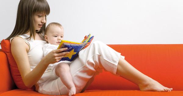 Libros para fomentar la lectura con el bebé