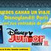 Participa en este concurso y podrás ganar un viaje a Disneyland París