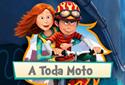 Jugar a A TODA MOTO CON TED de la categoría Juegos de aventuras