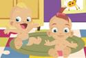Bebés mellizos