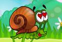 Jugar a Bob, el caracol enamorado de la categoría Juegos de aventuras