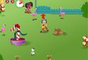 Jugar a Bob, el payaso de granja de la categoría Juegos de aventuras