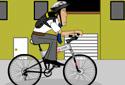 Carrera en bicicleta