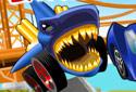 Jugar a Carrera entre tiburones de la categoría Juegos de deportes