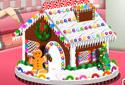 Jugar a Casita de pan de jengibre de la categoría Juegos de navidad