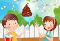 Jugar a Copa de helado de la categoría Juegos de habilidad