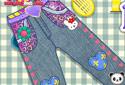 Jugar a Diseña tus tejanos de la categoría Juegos de niñas