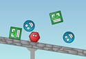 Jugar a El balancín de la categoría Juegos de habilidad