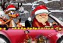 Jugar a El coche de Papá Noel de la categoría Juegos de navidad