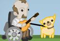 Jugar a El perrito fiel de la categoría Juegos de habilidad