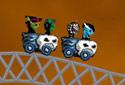 Jugar a El tren fantasma de la categoría Juegos de halloween