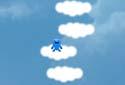 Jugar a En las nubes de la categoría Juegos de habilidad