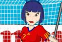 Jugar a Equipos de fútbol de la categoría Juegos de niñas