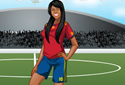 Jugar a Futbolistas presumidas de la categoría Juegos de niñas