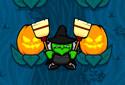 Jugar a La malvada bruja de la categoría Juegos de halloween