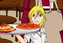 Lilou, la camarera