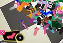 Jugar a Lío de calcetines de la categoría Juegos de puzzles