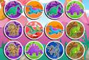 Jugar a Memoria de dinosaurio de la categoría Juegos de memoria