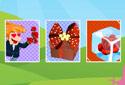 Jugar a Memoria en San Valentín de la categoría Juegos de memoria