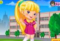 Jugar a Mi uniforme escolar de la categoría Juegos de niñas