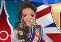 Jugar a Miss Reino Unido de la categoría Juegos de niñas
