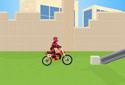 Jugar a Motorista en apuros de la categoría Juegos de deportes
