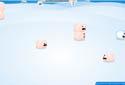 Jugar a Nieve comilona de la categoría Juegos de habilidad
