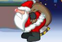 Papá Noel a reacción