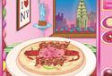 Jugar a Pizza neoyorquina de la categoría Juegos de habilidad
