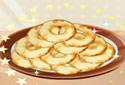 Receta: buñuelos de manzana
