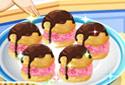 Jugar a Receta: Profiteroles con helado de la categoría Juegos educativos