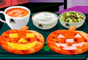Receta: Quesadillas de Halloween
