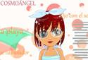 Jugar a Revista Cosmoángel de la categoría Juegos de niñas