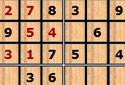 Jugar a Sudoku de madera de la categoría Juegos de estrategia