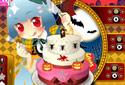 Jugar a Tarta terrorífica de la categoría Juegos de halloween