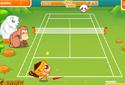 Jugar a Tenis de la selva de la categoría Juegos de deportes