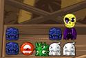 Jugar a Tetris terrorífico de la categoría Juegos de halloween