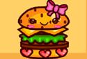 Jugar a Tu hamburguesería de la categoría Juegos de niñas