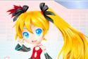 Jugar a Vestir a Miku Hatsune de la categoría Juegos de niñas