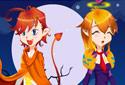 Vilma y Ainhoa